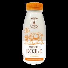 Молоко козье пастеризованное 2,8-5,6% 0,26 кг