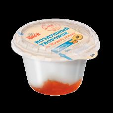 Творог мягкий из живого молока с абрикосом и миндалем 0,18 кг