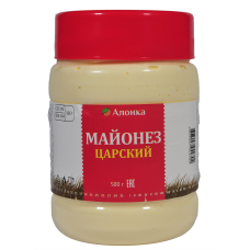 """Майонез """"Царский"""" 0,5 л"""