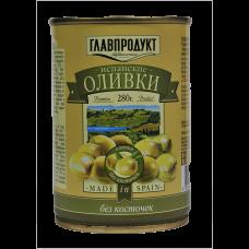 Оливки без косточки испанские 0,28 кг
