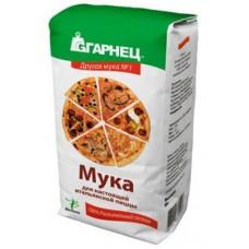"""Мука без глютена для приготовления основы для пиццы """"Настоящая итальянская пицца"""" 0,5 кг"""