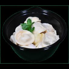 """Готовое горячее блюдо пельмени """"Киржачские"""" ручной лепки 0,25 кг"""