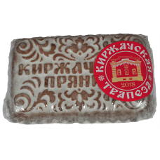 """Пряник """"Киржачский"""" прямоугольный 0,15 кг"""
