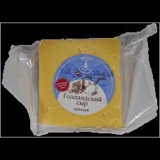 """Сыр натуральный """"Голландский нежный"""" 0,28 кг"""