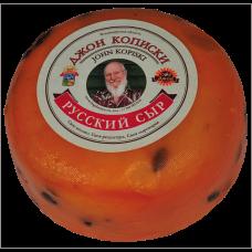 """Сыр от Джона Кописки """"С тыквенными семечками"""" 0,52 кг"""