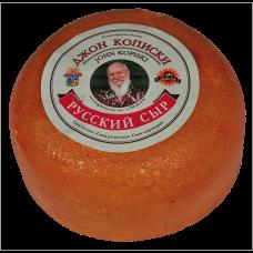 """Сыр от Джона Кописки """"С чесноком"""" 0,57 кг"""