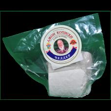 """Сыр от Джона Кописки """"Чеддер"""" 0,62 кг"""
