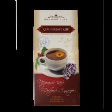 "Чай черный Краснодарский ""Добрый Знахарь"" уп. 60 г"