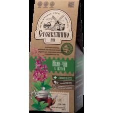Чай Столбушинский Иван-чай с мятой 0,06 кг