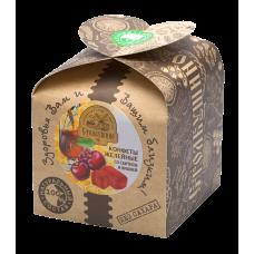 Конфета желейная со сбитнем и вишней 0,18 кг