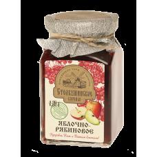 Варенье Столбушинское Яблоко-красная рябина 0,25 л